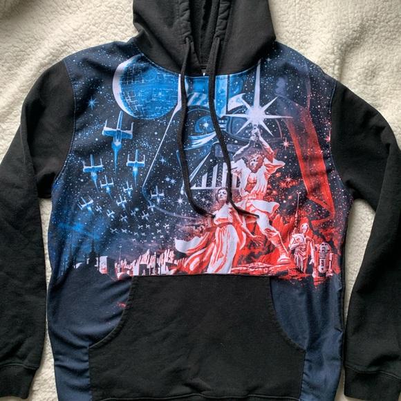 Star Wars New Hope Luke Skywalker Hoodie